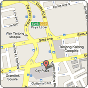 Send money from Singapore City Plaza